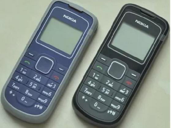 原装诺基亚手机1202显示屏