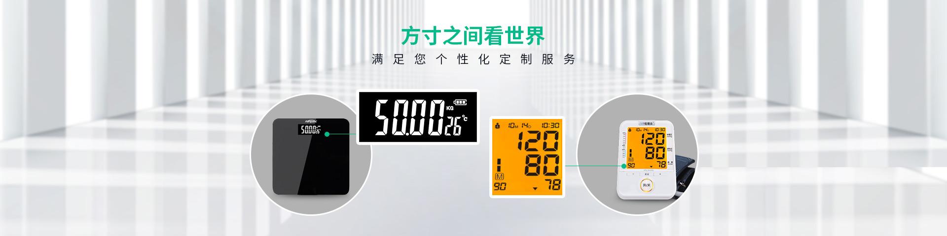 联环遒光电-LCD液晶显示屏