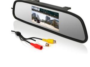 联环遒液晶显示屏应用于车载显示屏行业