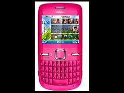 诺基亚手机C3-00显示屏