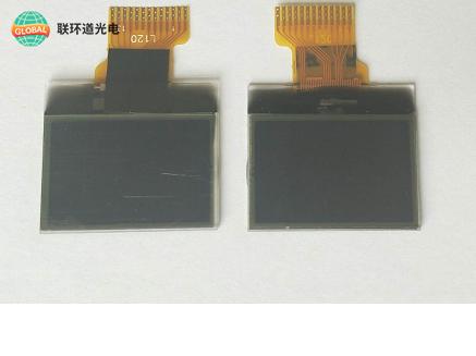 黑白液晶显示屏-L120