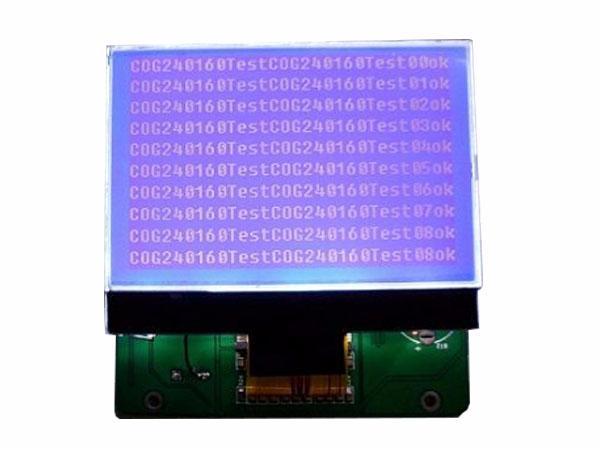 点阵液晶显示屏