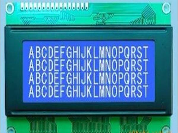 2004字符液晶显示模块