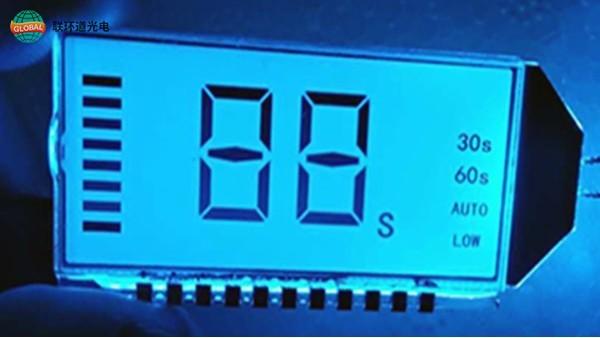 段码液晶显示屏