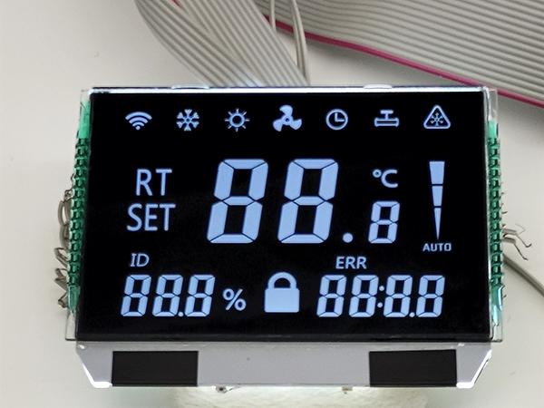 VA段码液晶显示屏