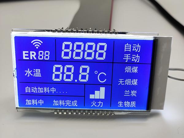 stn段码液晶显示屏