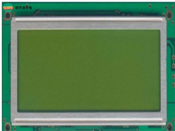 19264点阵液晶显示模块